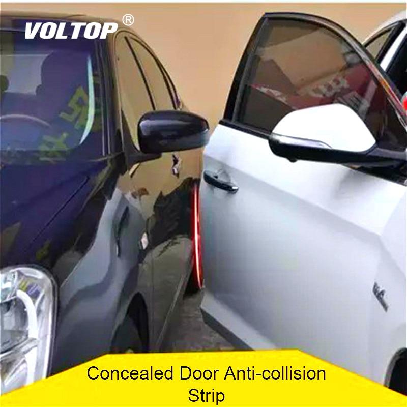 5m Car Door Bumper Protective Strip Car Decoration Interior Line Girl Car Accessories Car Pendant Dashboard Ornaments