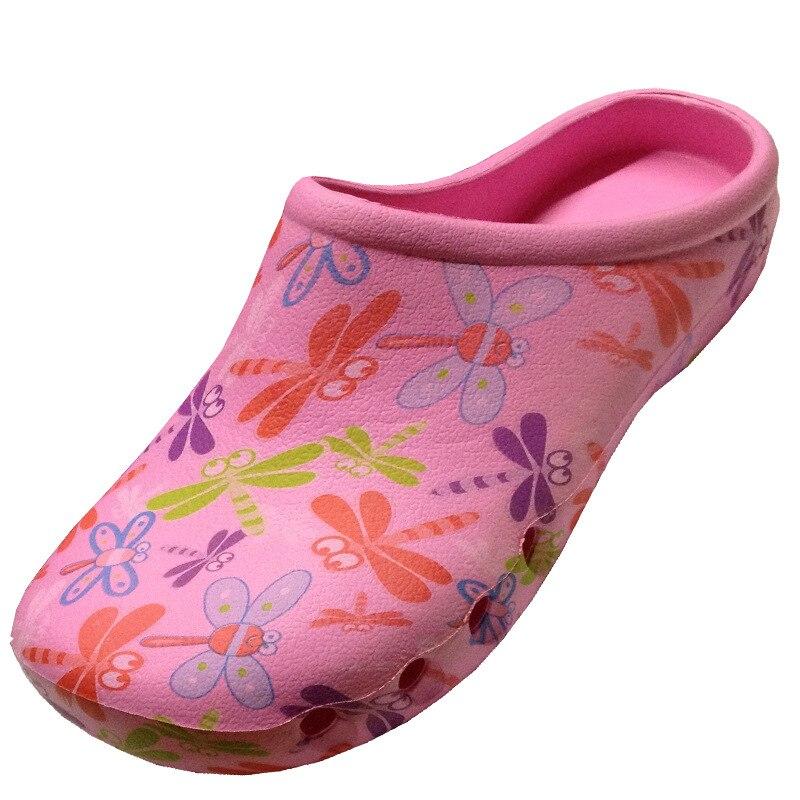 Women's medical Slippers EVA non slip