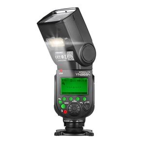 Image 5 - YONGNUO YN968N Flash Speedlite für Canon Nikon DSLR Kompatibel mit YN622N YN560 Drahtlose TTL Speedlite 1/8000 mit LED Licht