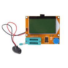 ЖК-цифровой Транзистор тестер LCR-T4 подсветка диод Триод Емкость ESR метр модуль для MOSFET/JFET/PNP/NPN L/C/R
