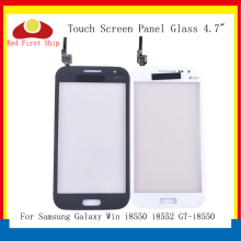 10Pcs/lot TouchScreen For Samsung Galaxy Win GT-i8552 GT-i8550 i8552 Touch Screen Digitizer Panel Sensor Front I8550 LCD Glass цена и фото