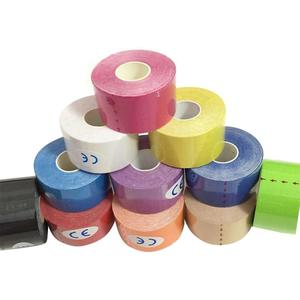 5M*2.5CM Kinesiology Tape Athletic Muscle Support Sport Physio Therapeutic Tape Elastic Sports Bandage Muscle Sports Safety
