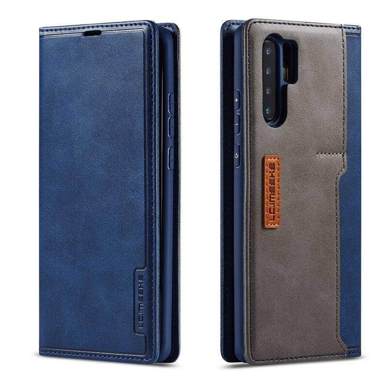Huawei P30 P20 Lite étui à rabat magnétique Design étui de téléphone pour Huawei P30 P20 Pro étui sur Huawei P 30 20 Lite housse en cuir