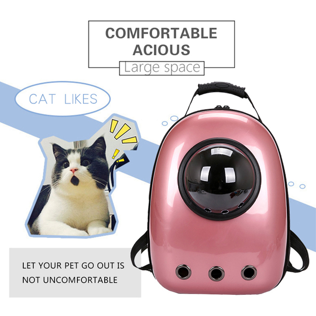 Cat Carrier Backpack Outdoor  2