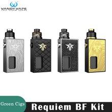 Vandy-Kit de vapeo Requiem BF Original, tanque RDA de 0.26ohm, bobina de 6ML, botella Squonk, vaporizador de cigarrillo eléctrico