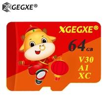 SDHC Microsd-Card SDXC Smartphone Class 10-Flash-Drive Hot 256GB 32GB 64GB 128GB
