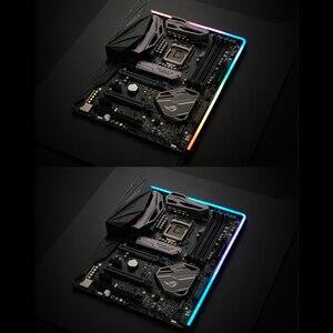 Image 3 - PHANTEKS ARGB Light Strip DIY Shape Decoration LED Strip 5V3Pin AURA 40/55/100CM Water Cooler Custom Lighting MOD Adjustable LED