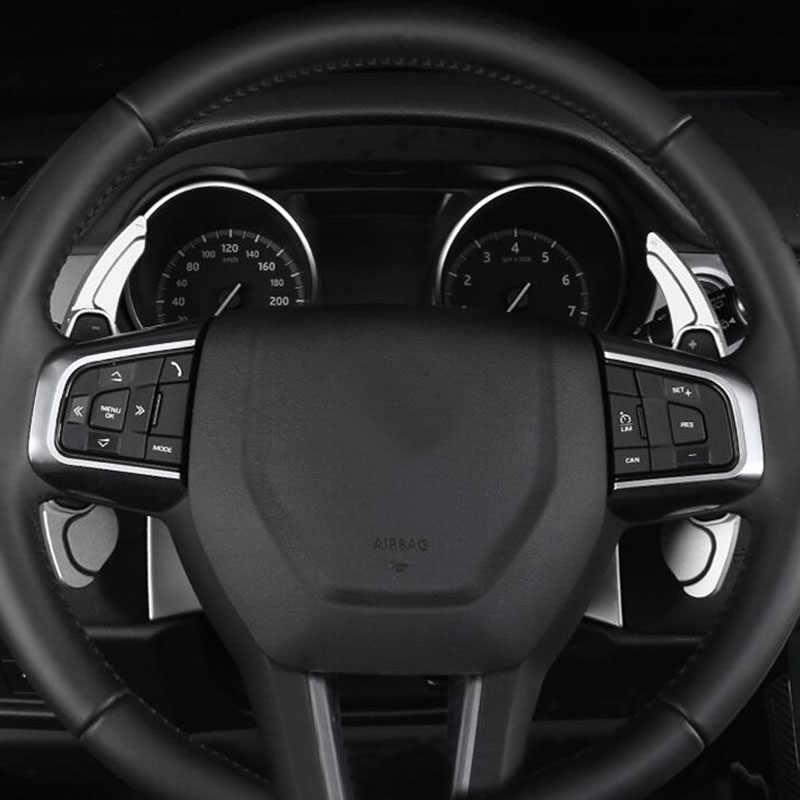 Alavanca de câmbio de marcha de direção, extensão para land range rover evoque discovery sport/jaguar xf xe acessórios de carro