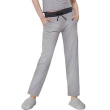 Comfortable Women's Cotton Sleep Bottoms Lounge Pants Home P