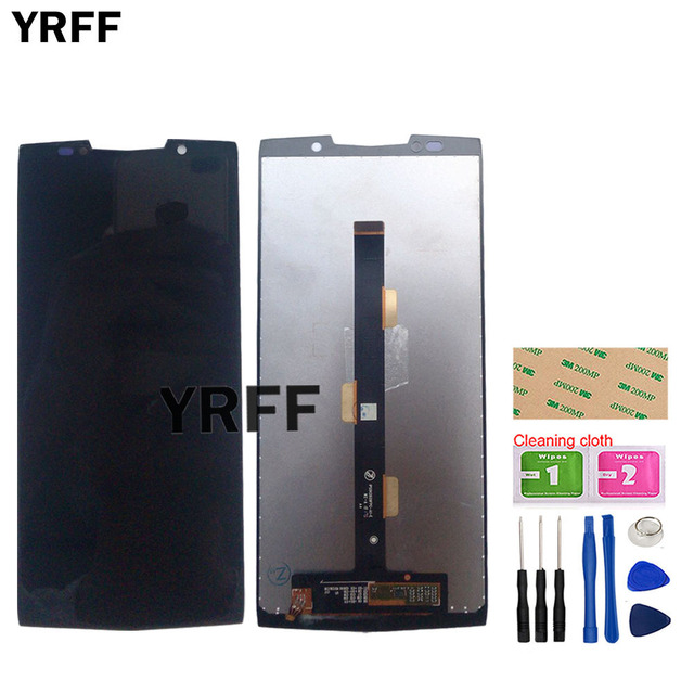 """5.99"""" LCD Display For Doogee BL9000 LCD Display + Touch Screen 100% Tested Screen Digitizer Assembly Repair DOOGEE BL 9000 Tools"""