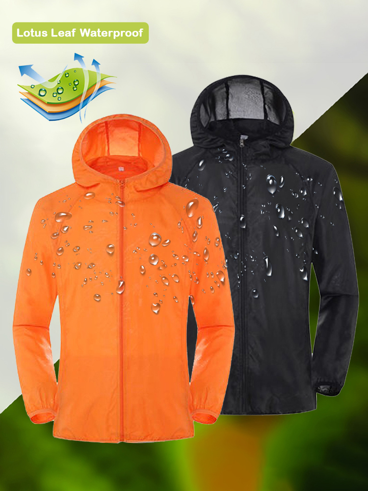 Jacket Waterproof Windbreaker Hunting-Clothes Sports-Coats Sun-Protective Quick-Dry Outdoor
