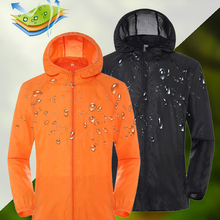 Hiking Jacket Windbreaker Hunting-Clothes Sports-Coats Sun-Protective Waterproof Anti-Uv