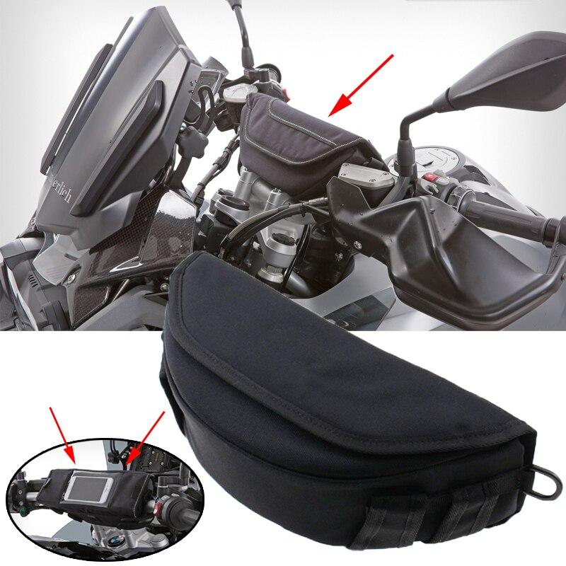 Guidon de moto sac étanche sac de voyage pour S1000R S1000XR R ninet sac de rangement multifonction de haute qualité