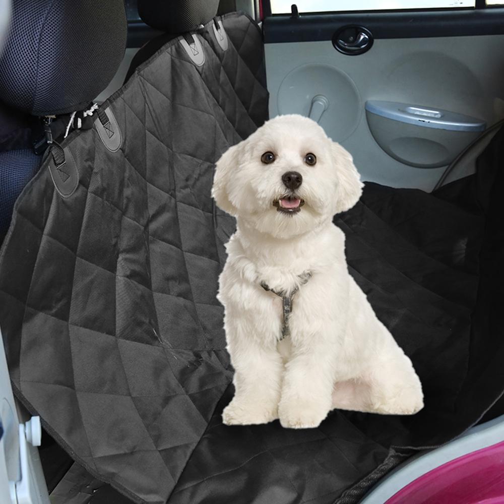 600D Oxford Cloth Universal Car Pet Seat Mat Waterproof Large Size Pet Dog Mat Blanket Cover Car Seat Cover