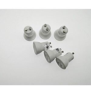 Image 5 - Dimmable Super Bright Mini 3W GU10 MR11 LED Bulb Led Spotlights Warm white cold white Natural white LED lamp 3000k 4000k 6000k