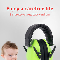 Children Noise Prevention Sound Insulation Ear Protector Learning And Sleeping Noise Reduction Impact Resistance Ear Plugs