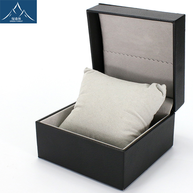 Top Grade Switzerland Famous Brand Leather Watch Box Boutique Jewelry Gift Small Leather Box Jewellery Box Can Be OEM