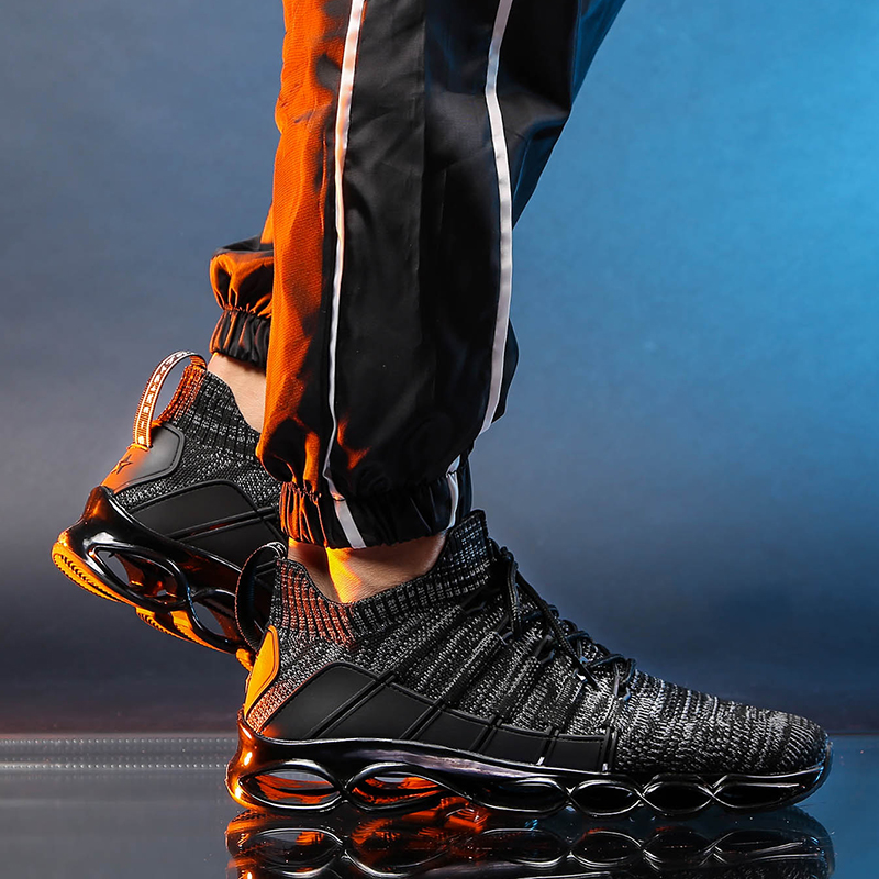 2019 Autumn Blade Men's Casual shoes for Man Sneakers Mesh Breathable Sport Running Shoes Jogging Shoes Zapatos De Hombre 3