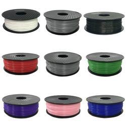 3D yazıcı Filament 1KG 1.75mm makara ABS plastik çubuk şerit sarf malzeme doldurma mendil için 3D kalem 3D yazıcı