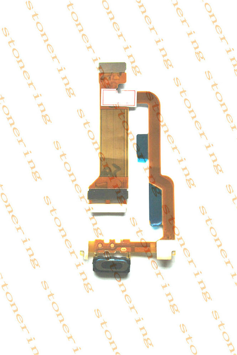 Stonering Earpiece Connector Flex Cable Ribbon Replacement Parts For Sony Ericsson W995 W995C W995I Phone