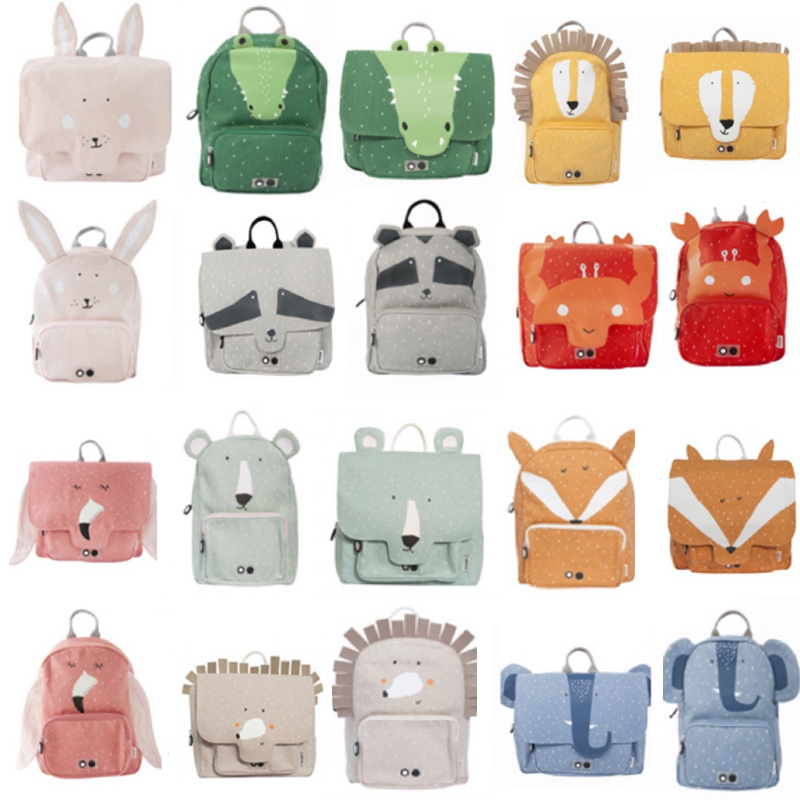 Children Backpack Kid Animal Zoo School Bag Lovely Cute Toddler Children Boys Girls Design Trends Backpack Baby All Accessories|Baby&Kids Bags| |  -