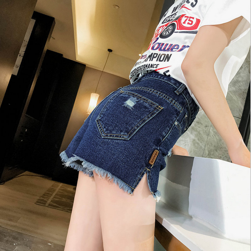 2020 Summer Fashion New Style  Women's Shorts Casual  Jean 913