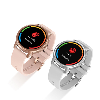 2020 NEW VOHE Smart Watch Fashion Women Smartwatch Casual Men Sport Fitness Bracelet Band For Android Apple Xiaomi Honor