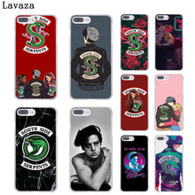 Lavaza Riverdale Hard shell Phone Case for iPhone iPhone 4 5 5C 6 6plus 7 8plus X XS XR 11 11pro Max(China)