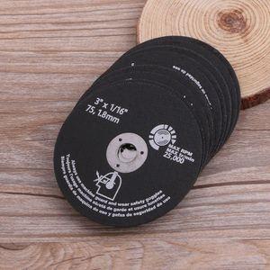 Image 3 - 10 Chiếc Hình Tròn Nhựa Đá Mài Lưỡi Cưa Cắt Bánh Xe Đĩa Cắt Kim Loại