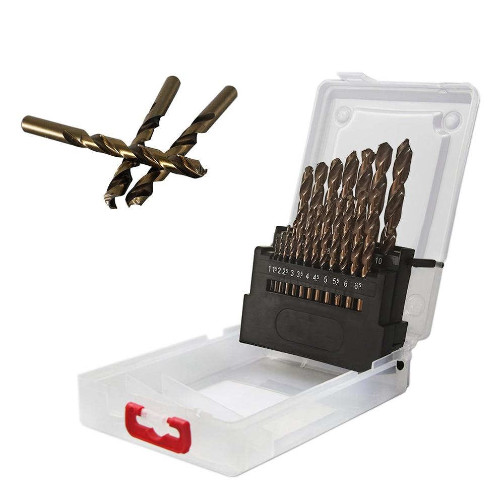 MX M42 HSS Three-Blade Twist Metal Drill Bit 8% High Cobalt Copper Iron Aluminum Wood Stainless Steel Drilling Core Drill Bits