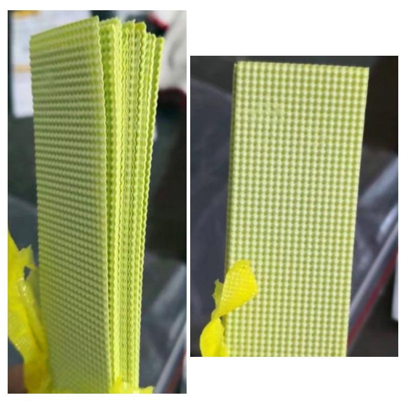 20Pcs 20 Fluvalinate Strips Mite Instant Killer Miticide Bee Medicine Mite Strip Set