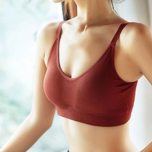 Sports Bra Ladies Fitness Top Yoga Bra Multicolor Running Yoga Gym Top Women Sports Bra Tools