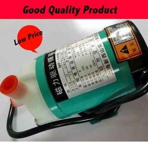 Image 2 - MP 10RN yüksek kaliteli mıknatıs motorlu pompa asit/Alkali dayanıklı pompa plastik pompa emme sıvı ile küçük parçacıklar