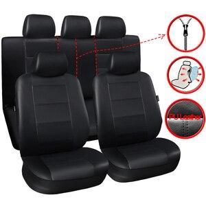 Чехлы на сиденья автомобиля, автомобильные аксессуары для Hyundai I10 I20 Active купе I30 Fastback Ix20 KONA Santa Fe 2007 2008 2011 2013