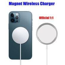 15W Magneet Draadloze Oplader Voor IPhone12 Pro Max Mobiele Telefoon Magnetische Veilige Oplader Voor Iphone 12 Mini