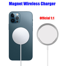 15W Magnet Wireless Charger for iPhone12 Pro Max Mobile Phone Magnetic Safe Charger For iPhone 12 Mini