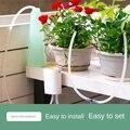 Sincronismo inteligente quantitativo casa varanda escritório jardinagem multi-bacia máquina de rega automática