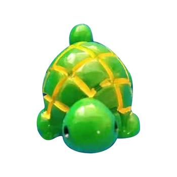 Eco-friendly Artificial Polyresin Aquatic Sea Turtle Tortoise Aquarium Ornament Fish Tank For Moss Micro Landscape Decoration image
