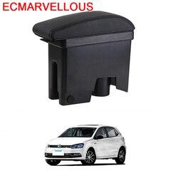 Dekoracyjna modyfikacja akcesoriów ochronnych Auto spersonalizowana stylizacja podłokietnik samochodowy podłokietnik 11 12 13 14 15 16 dla Volkswagen Polo