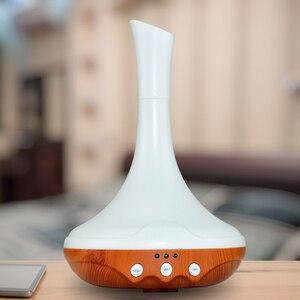 Image 1 - CHOLIDO ארומה אוויר מכשיר אדים ארומתרפיה חיוני שמן מפזר צבעוני LED אור שינוי קולי חשמלי יצרנית ערפל