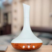 CHOLIDO humidificador de aire con Aroma, difusor de aceite esencial de aromaterapia con luz LED de colores, generador de niebla eléctrico ultrasónico que cambia de color