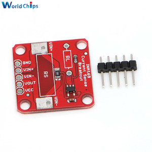 INA169 Current Sensor Board High Precision Analog to Current Sensing Breakout Converter Module Current Monitor 3.5mA-35mA