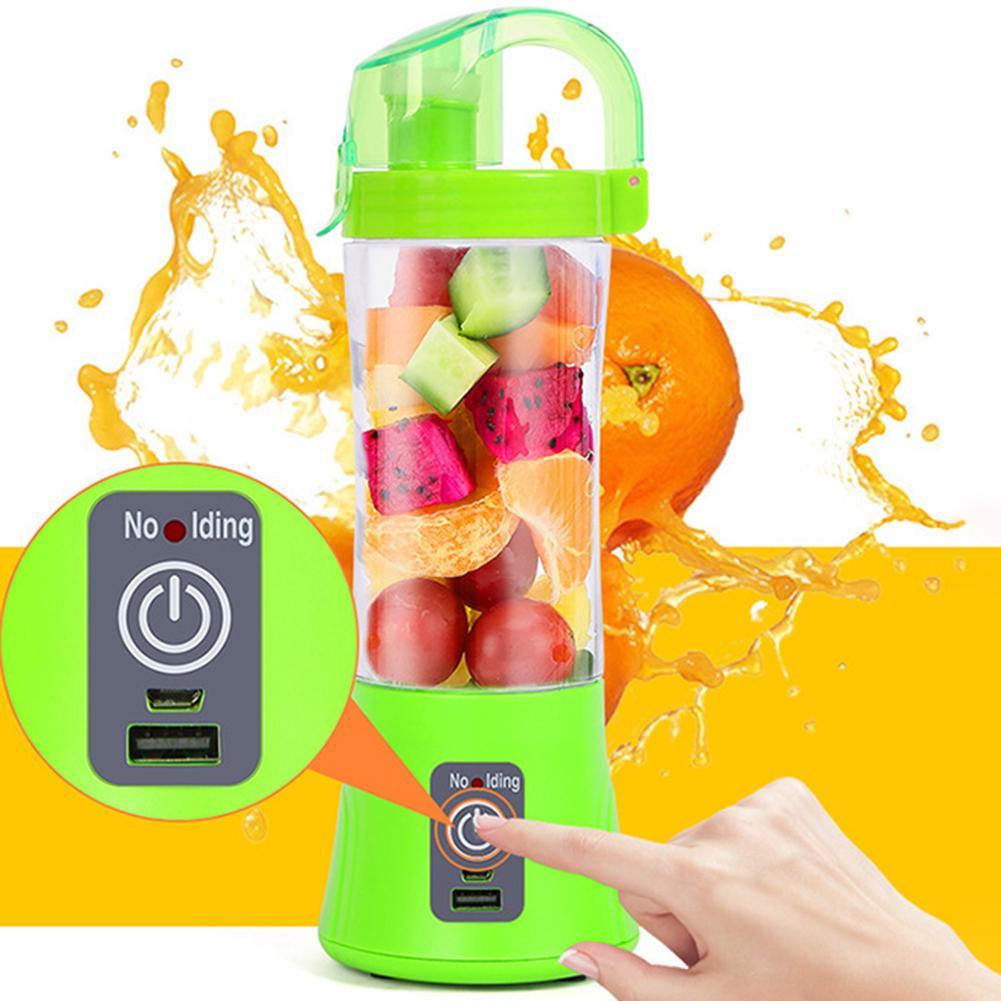 Destek Dropshipping taşınabilir USB elektrikli meyve mikser sıkacağı makinesi ev Blender sıkacağı meyve sıkacağı mutfak malzemeleri