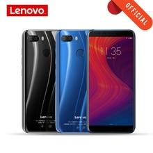 Global Versie Lenovo Mobiele Telefoon 3Gb 32Gb K5 Spelen Gezicht Id 4G Smartphone 5.7 Inch Snapdragon Octa core Achteruitrijcamera 13MP 2MP