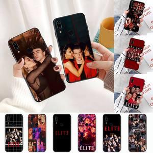 Spanish TV series Elite Phone Case For Xiaomi Redmi note 4 4X 8T 9 9s 10 K20 K30 cc9 9t pro lite max