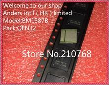 100% nowy oryginalny 20 sztuk/partia BM1387B BM1387 QFN32 Bitcoin górnik S9 T9 układu