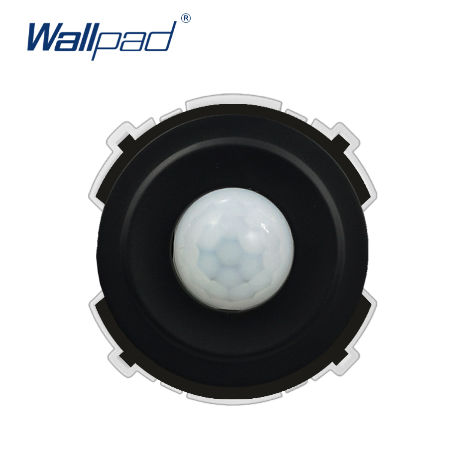 Wallpad Motion Sensor PIR Sensor Wall Socket Function Key Only Electric Wall Power Socket Electrical Outlets