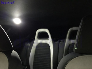 Image 3 - Czysty biały wolne od błędów żarówki LED samochodowe dla volkswagena do VW Golf 2 3 4 5 6 7 MK2 MK3 MK4 MK5 MK6 M7 światło górne do wnętrza kabiny samochodu zestaw