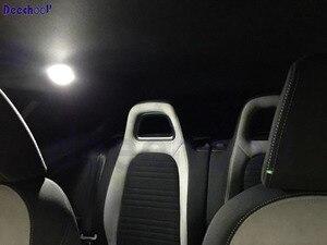 Image 3 - Pure White Fehler kostenloser Auto Led lampen für Volkswagen für VW Golf 2 3 4 5 6 7 MK2 MK3 MK4 MK5 MK6 M7 innen karte dome licht kit