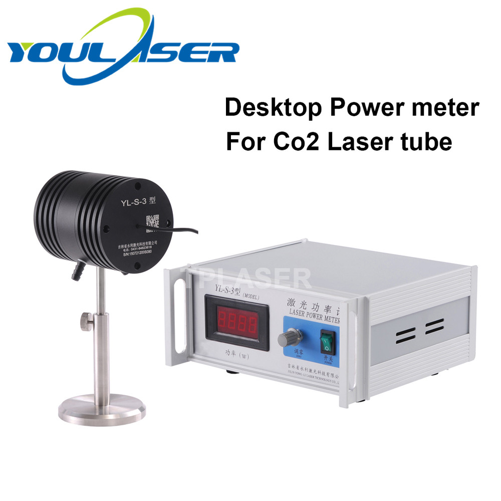 Desktop Laser Power Meter 0-200W YL-S-III For Co2 Laser Engraving And Cutting Machine